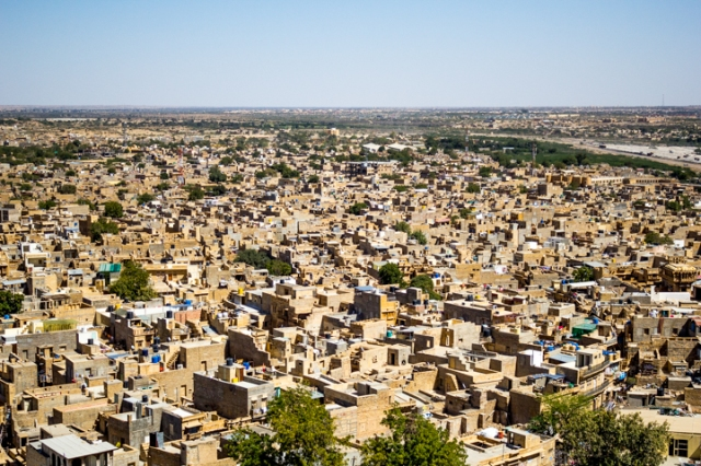 Photos from my trip to Jaisalmer