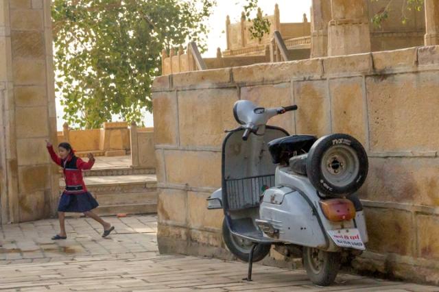 Jaisalmer By KartikayaNagar